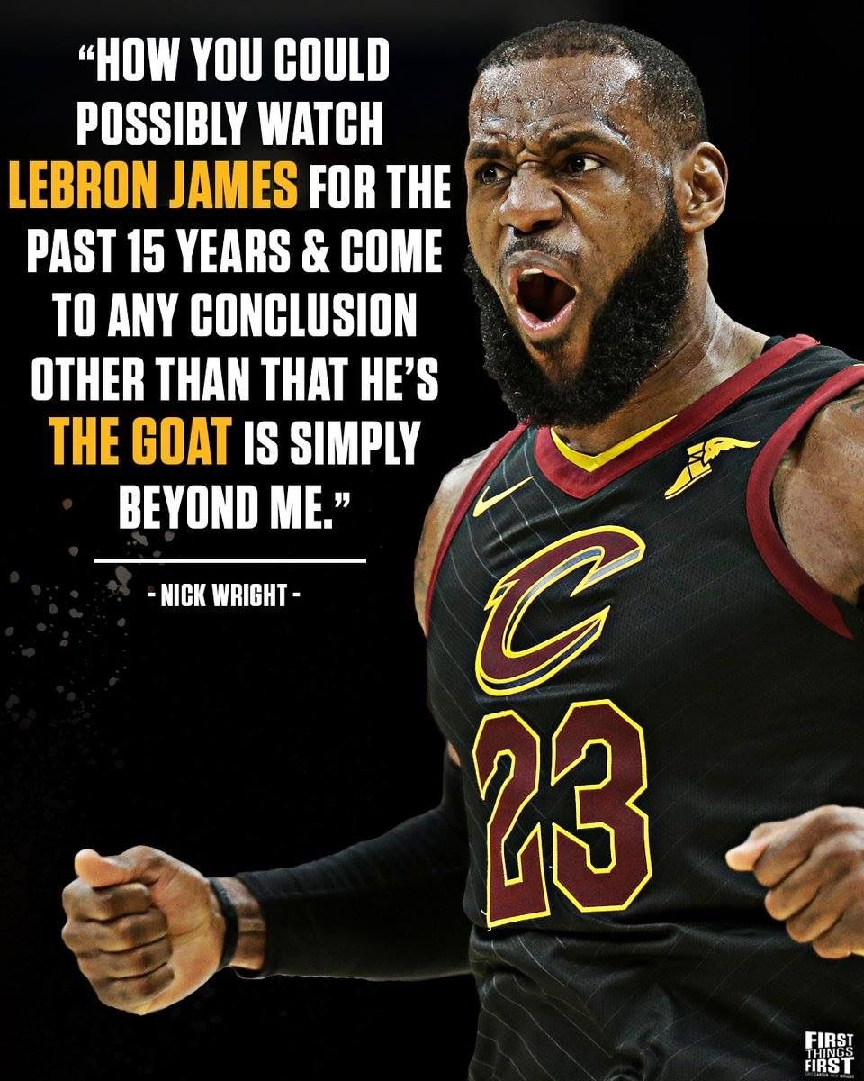 450a48f6b77f G.O.A.T. 🐐💪🏆2018 Lebron James 2018, Lebron James Cleveland, King Lebron  James