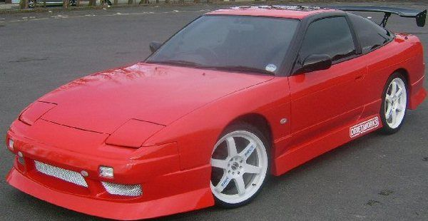 1990 nissan 240sx manual