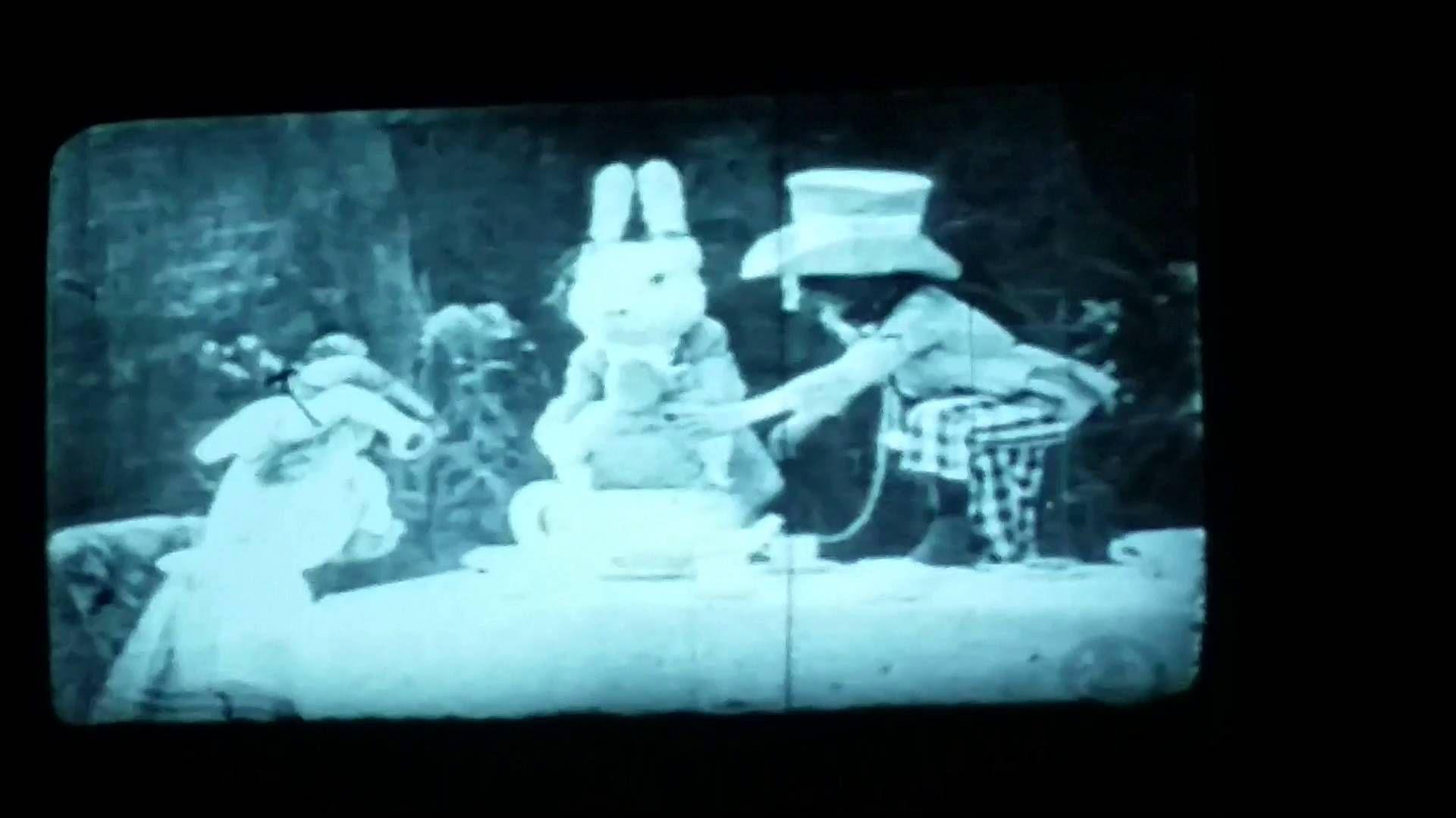 Image result for Alice in Wonderland 1910