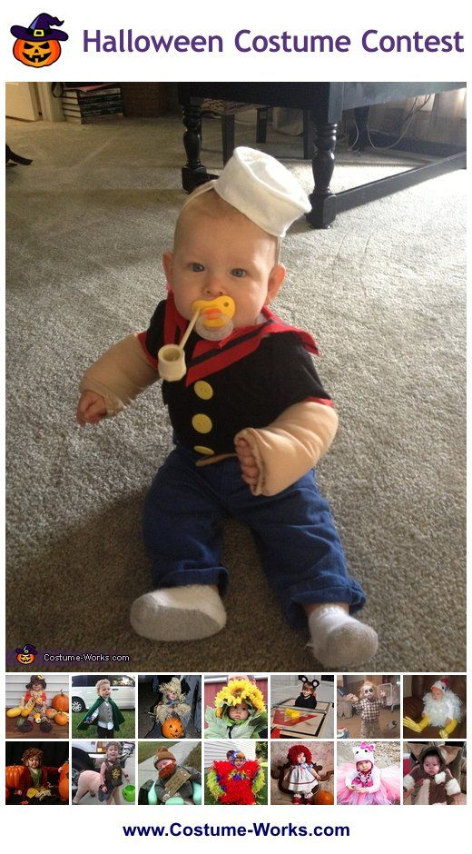 Homemade costumes for babies diy costumes homemade costumes and homemade costumes for babies solutioingenieria Images