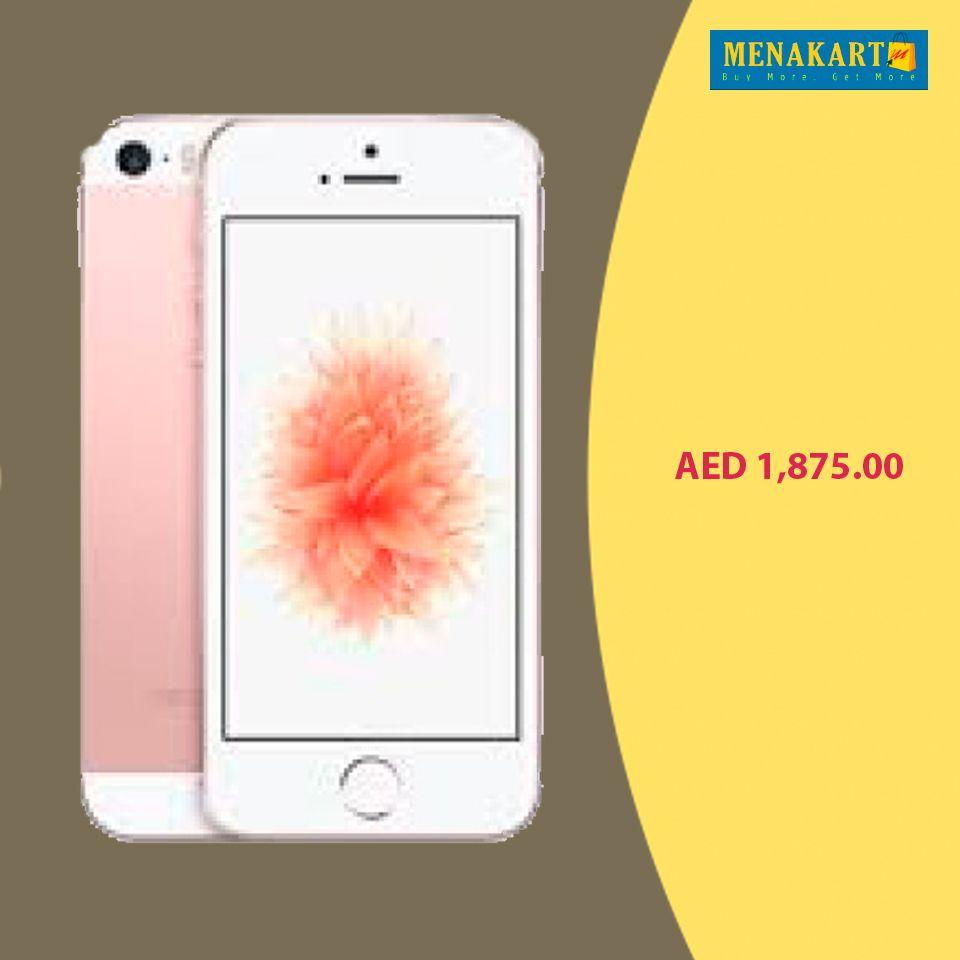 Apple Iphone Se 64gb Facetime Unlocked Rose Gold