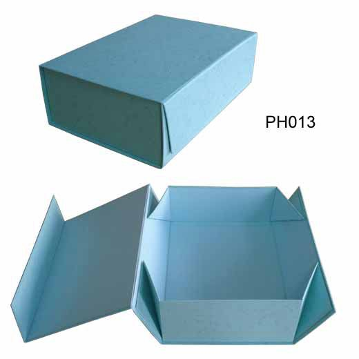 Origami / box complete with fold - a sheet of paper, fold the box ...