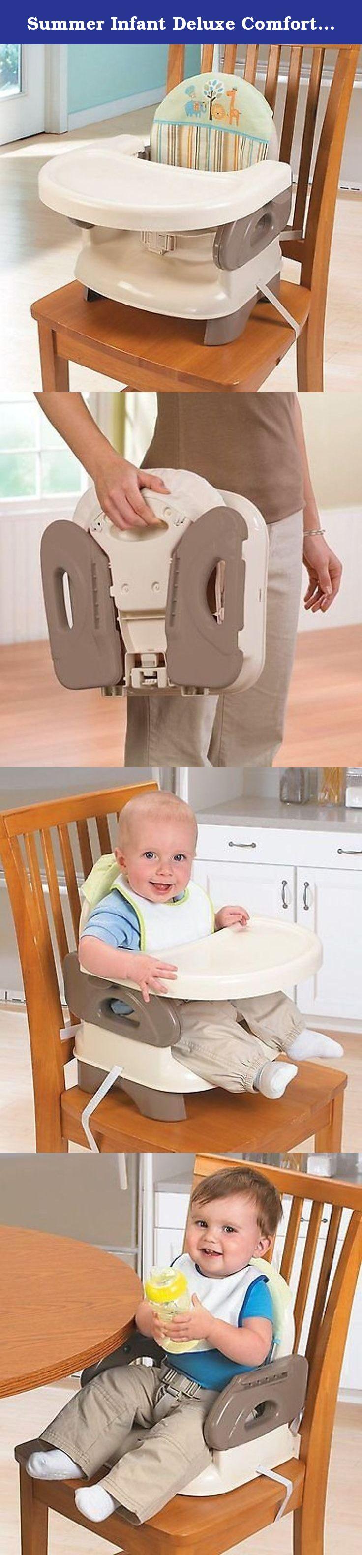 Stupendous Summer Infant Deluxe Comfort Booster Seat Folding High Creativecarmelina Interior Chair Design Creativecarmelinacom