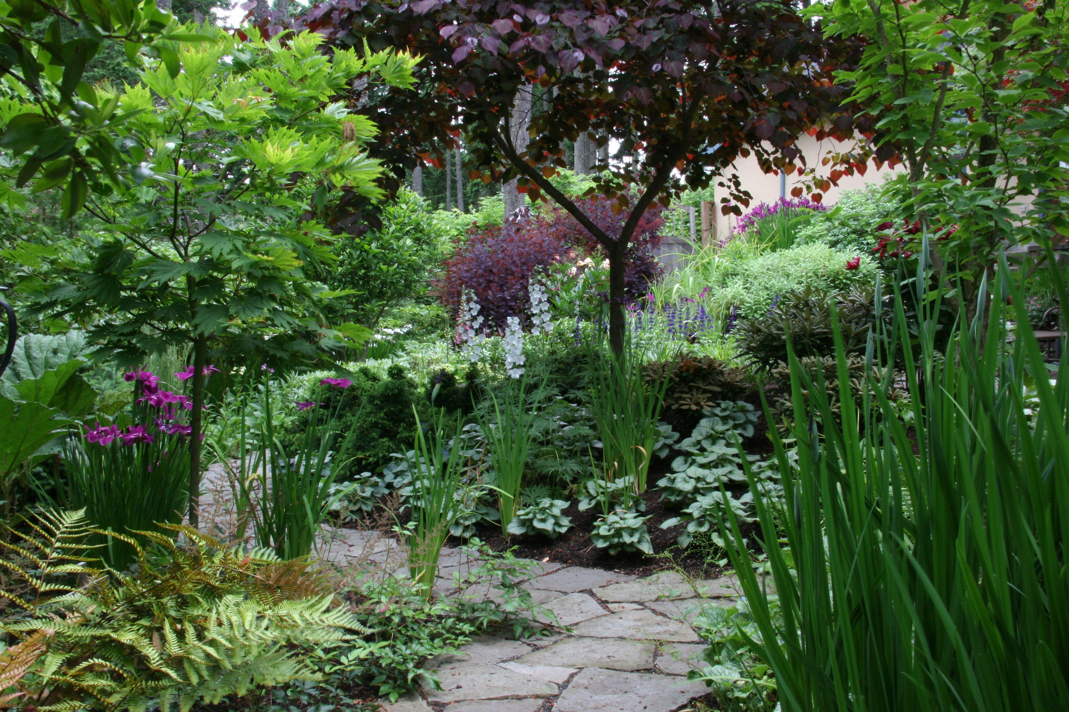 Mosaic gardens landscape garden design and construction for Mosaic landscape design