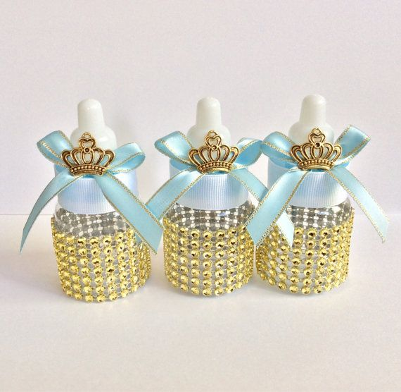 Prince Baby Shower Favors: Little Prince Baby Shower Favors Little By
