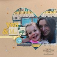 Layout made by Authentique Paper DT Member Heather Conklin