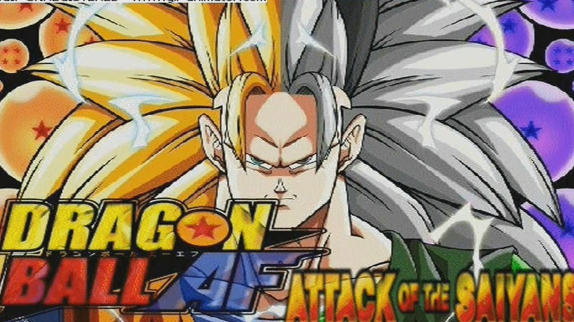 Dragonball Af Episode 2 Attack Of The Saiyans Dragon Ball Z