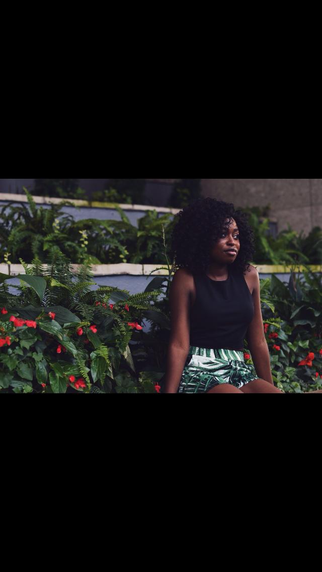#Black #Girl #Magic #Crochet #flowers #summertime #African #Nigerian  #beautiful  # Melanin IG; missytobi