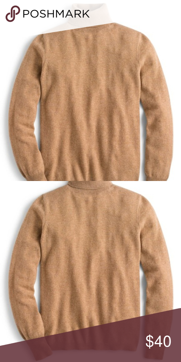J. Crew | Everyday Cashmere Turtleneck Sweater XS | Cashmere