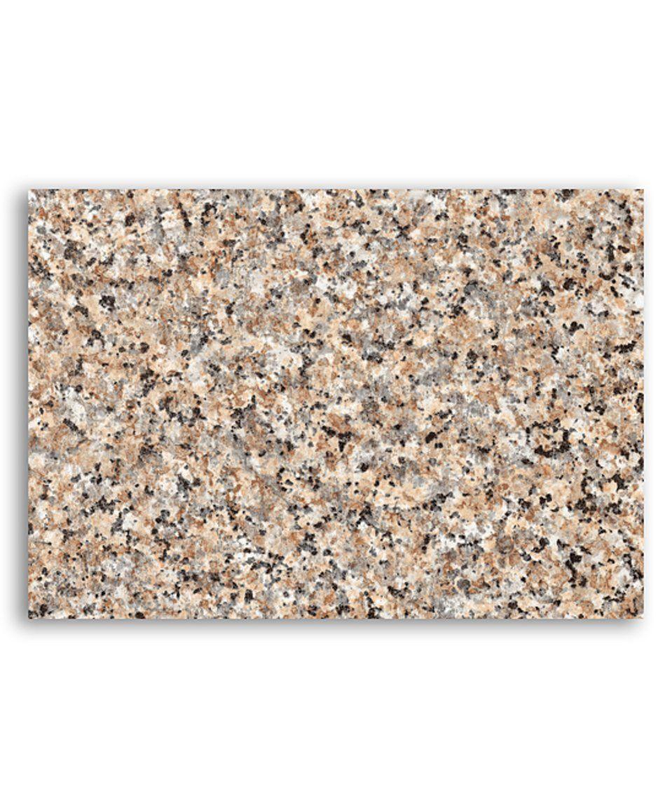 Take A Look At This Brown Granite Adhesive Film Today Brown Granite Wallpops Granite