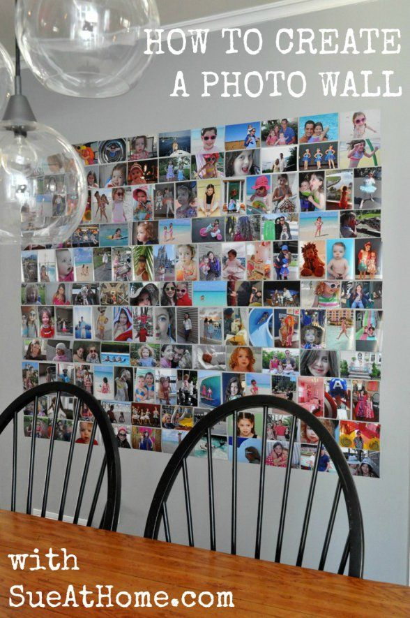 Lovely Photo Collage Ideas Pinterest