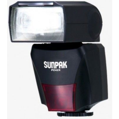 #SUNPAK PZ42X (Canon) -  to be workable with E-TTLII・E-TTL for Canon : via #RajalaKamera