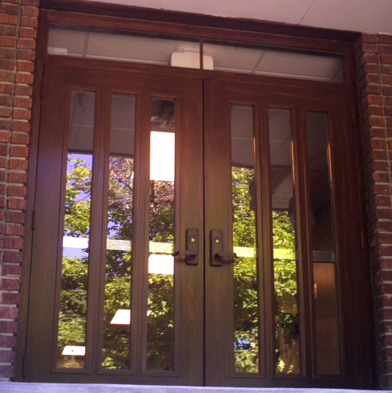 Metal Church Doors Commercial Exterior Metal Doors Metal Doors