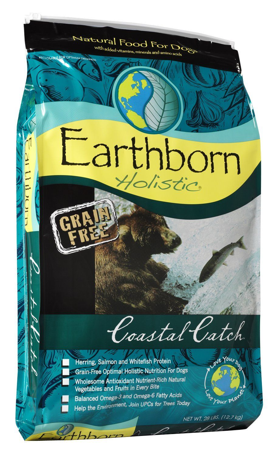 Earthborn Holistic Meadow Feast Dog Food, Natural Flavour