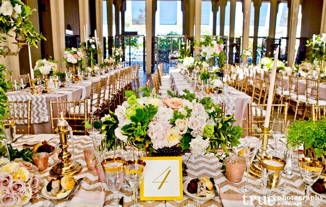 Marvelous Wedding Reception Table Linen Ideas Part - 8: Five Tips And Trends To Stylize Your Wedding Reception Tablescape / Follow  @True Photography Weddings