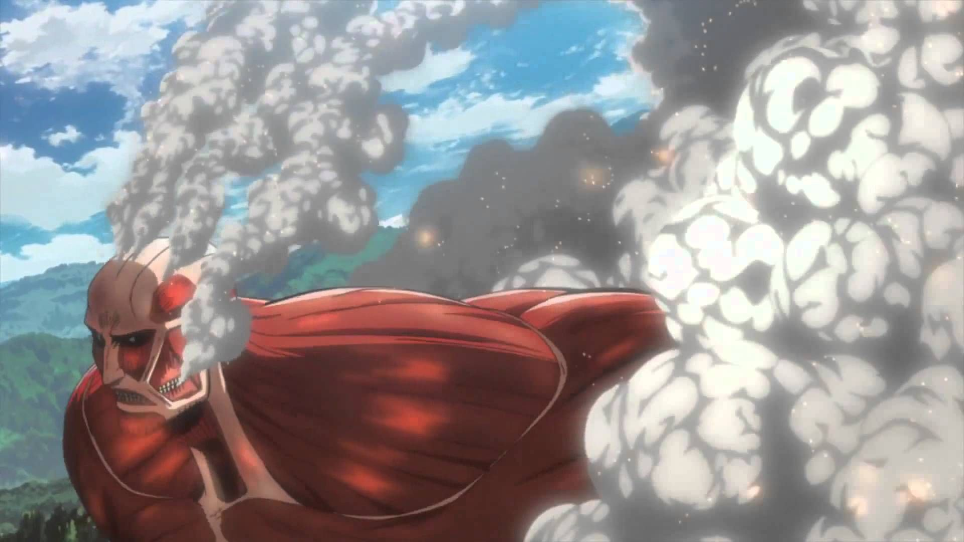Attack on titan trailer best anime shows attack on