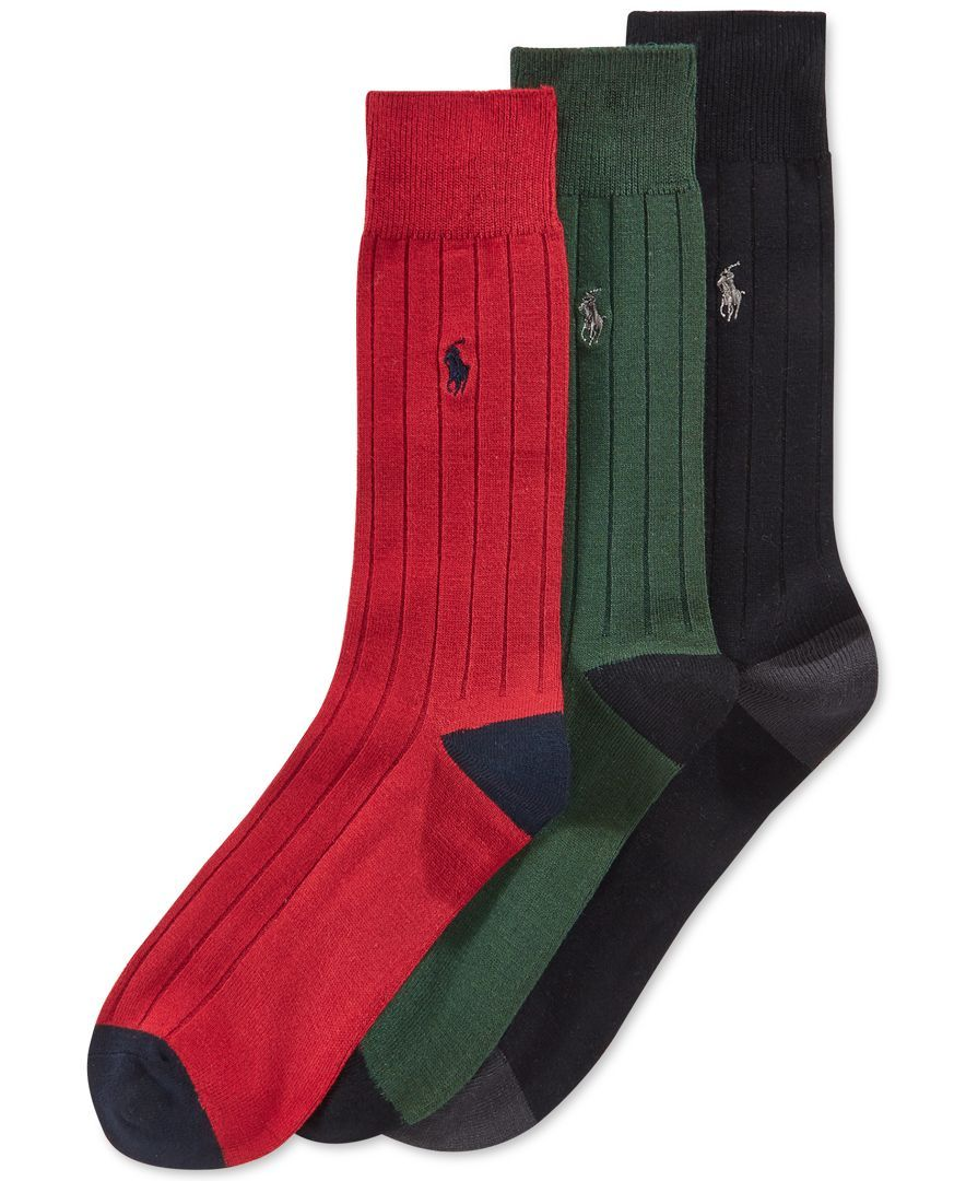 Toe In Ribbed 3 SocksSoft Pack 2019Wearable Heel Men's Touch QdCthxsr