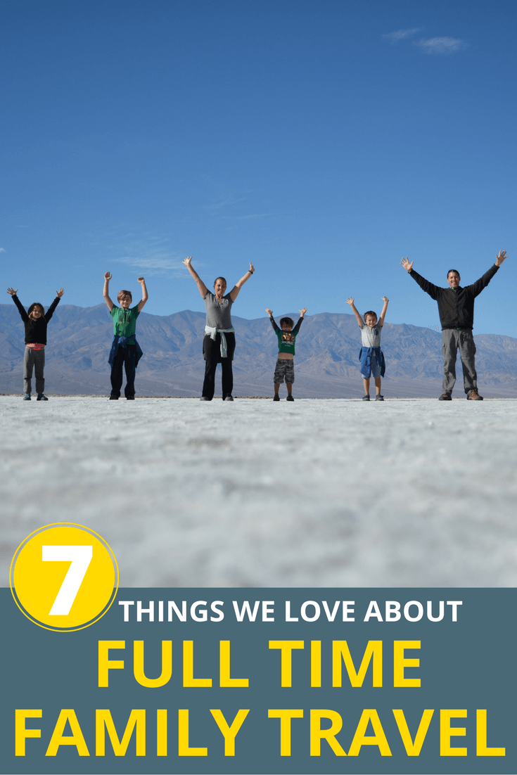 7 Things We Love About Full Time Rving