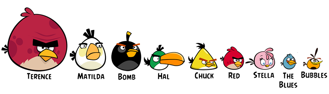 angry birds | ᗰY TᕼIᑎGᔕ | Pinterest | Angry birds, Birds and ...