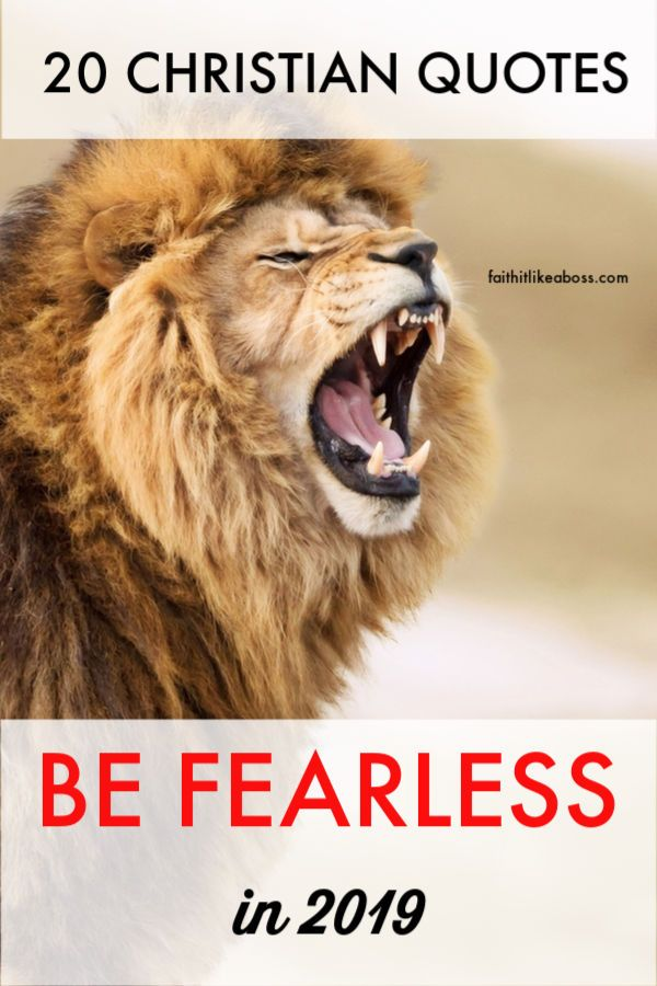 christian quotes to be fearless in the new year new year