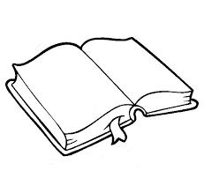 resultado de imagen para dibujos de libros abiertos tejido libros