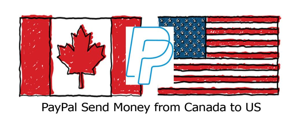 Paypal Send Money From Canada To Us