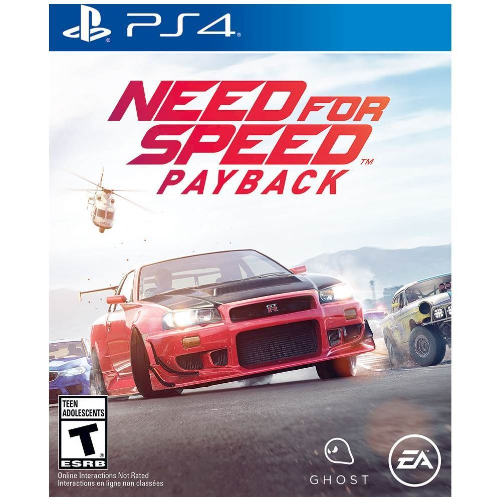 Need for speed payback playstation 4 digital download