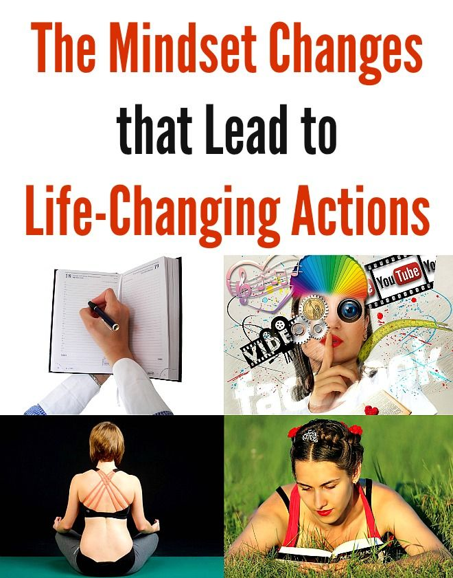 The Mindset Changes that Lead to Life-Changing Actions by Urban Naturale | Featured on #TrafficJamWeekend