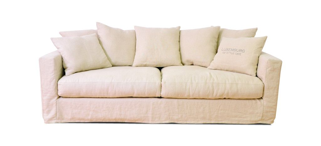 Hussensofa, Luxemburg - DAM 2000 Ltd. & Co KG