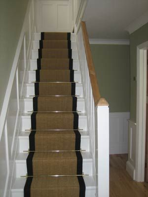17 Best images about Stairs on Pinterest | Runners, Painted stairs ...