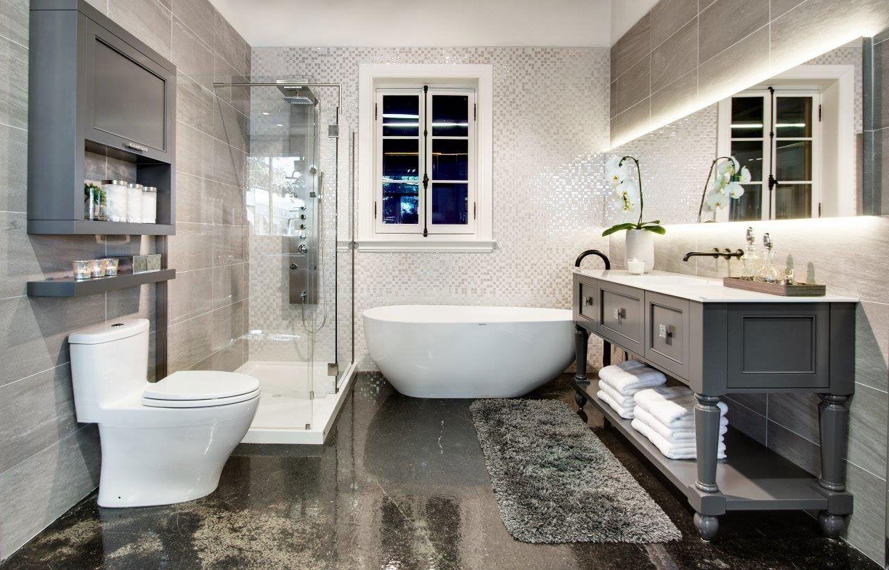 Galerie de nos projets cuisines verdun salle de bain for Armoire de cuisine verdun