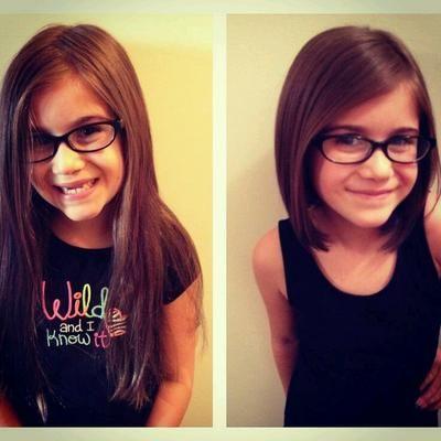 Hermosos cortes de cabello para niñas ¡Nos han conquistado! pelo