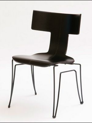 Donghia Classic Klismos Stacking Chair My Dining Room Chairs
