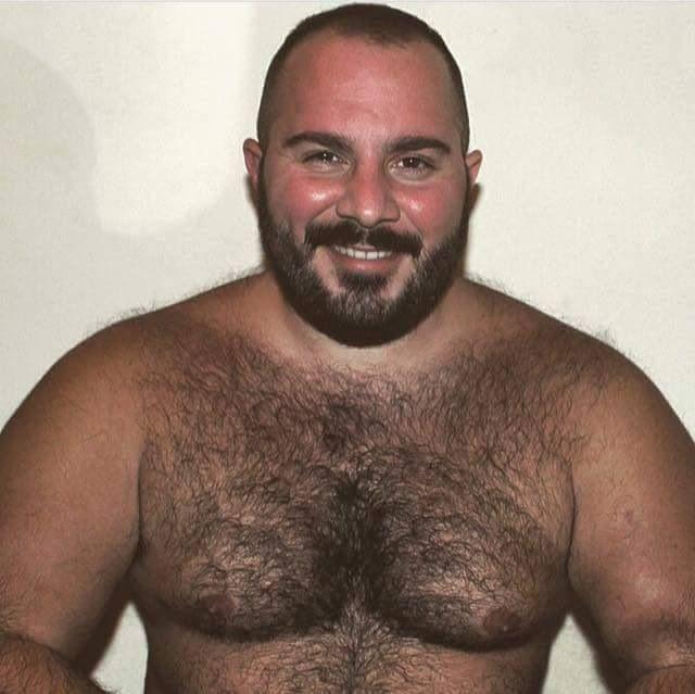 hairy men cun