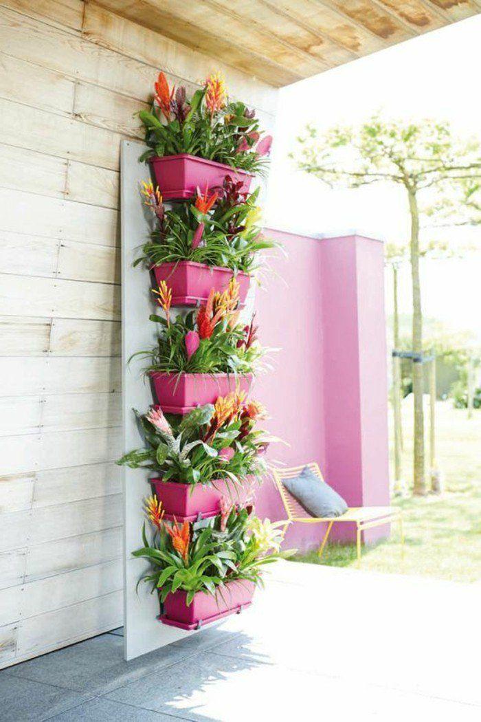 Comment Fleurir Son Balcon En 80 Photos Avec Des Idees Jardins
