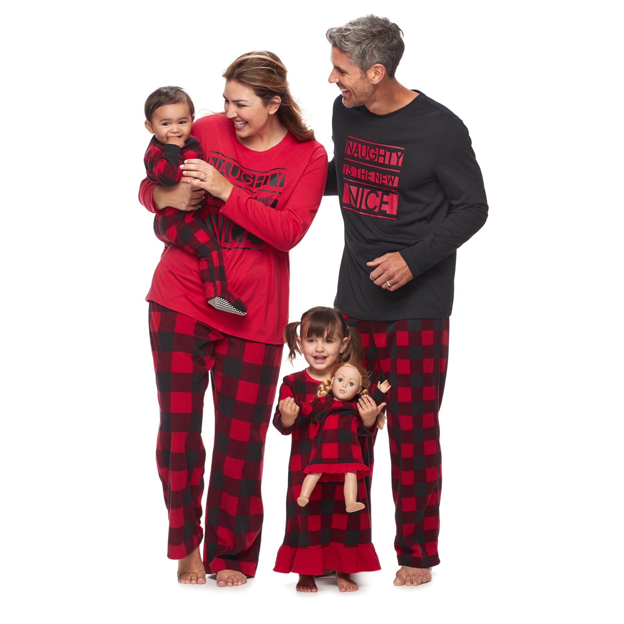 Jammies For Your Families Buffalo Plaid Pajamas  cc63f1d2e
