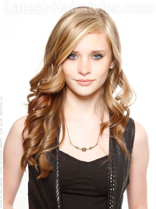 Teen Hairstyles Throughout Spring Our 15 Top Picks  Hair -9731