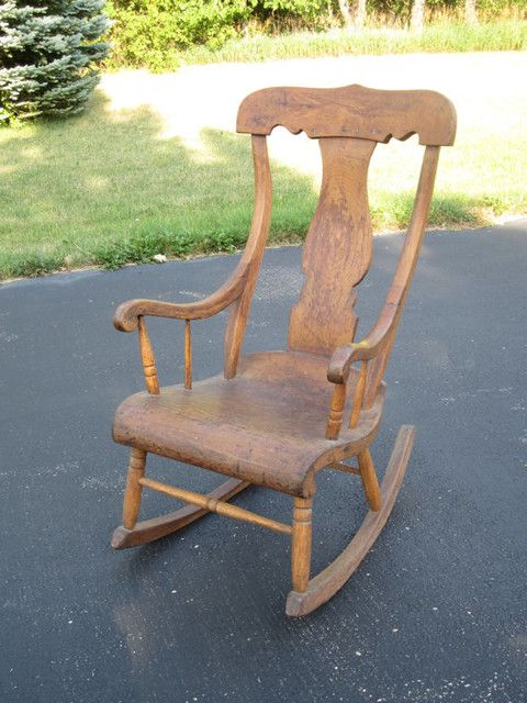 Wooden Rocking Chair Nursery Google Search
