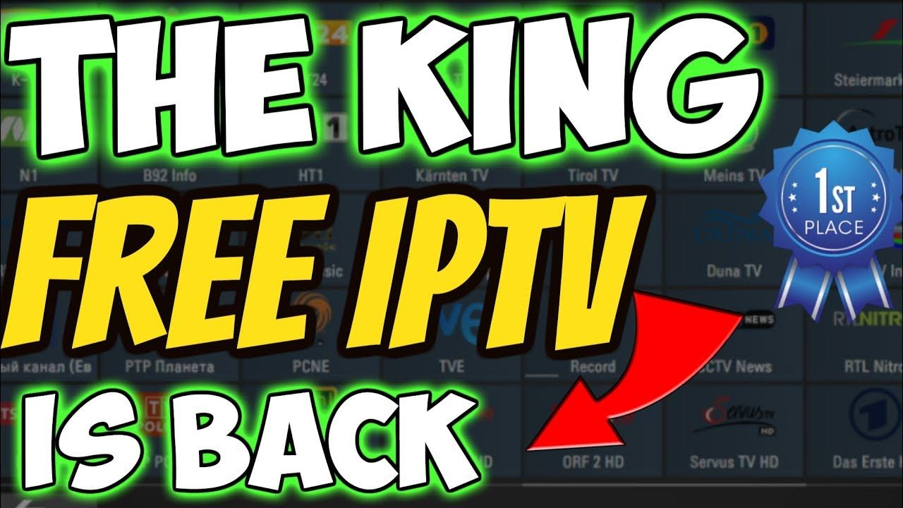 AMAZING FREE Premium IPTV Channels APK for Live TV