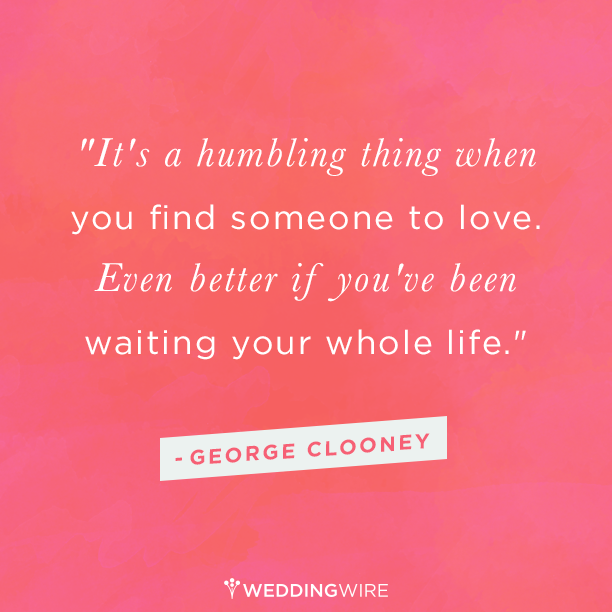 """""""It's A Humbling Thing When You Find Someone To Love. Even"""