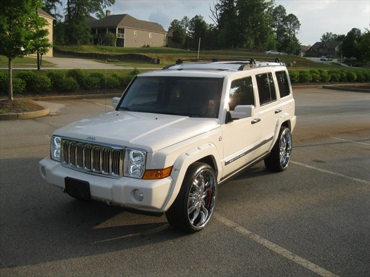 Jeep Commander Custom Jeep Commander Jeep Dream Cars