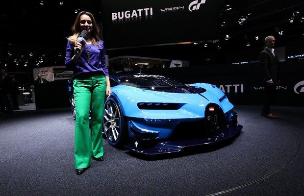 Millena Machado do Autoesporte