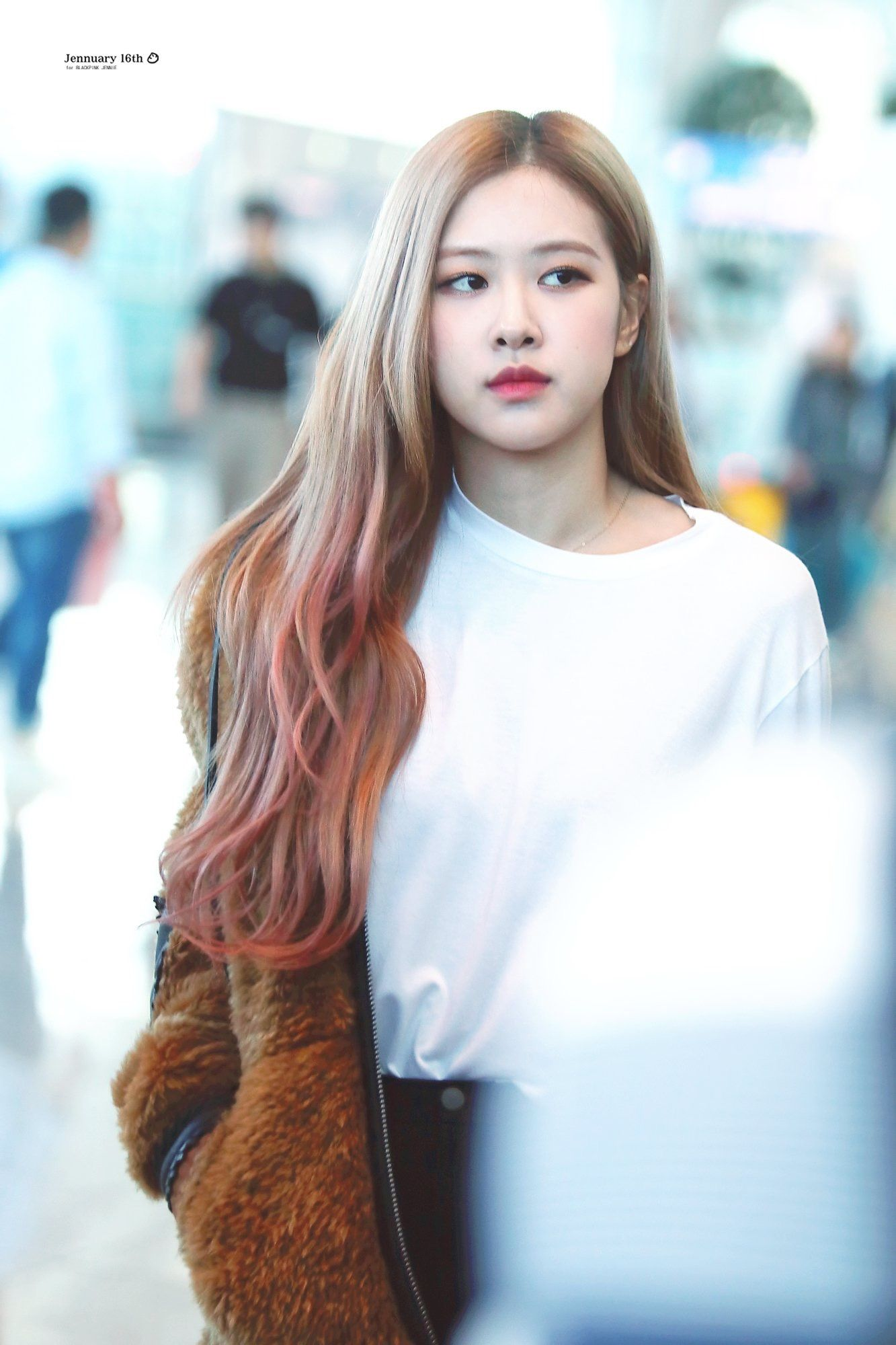 Rose Blackpink Blackpink In 2019 Pinterest Blackpink Rose