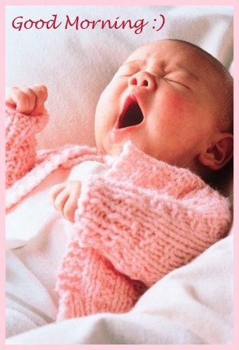 Good Morning Childeren Smile Morning Happy Love