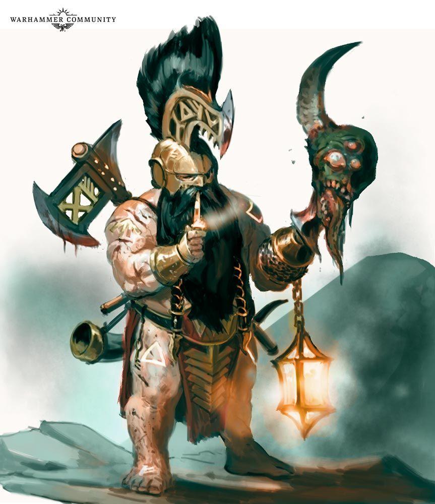 Fyreslayers Art – with Kevin Chin - Warhammer Community | Fantasy