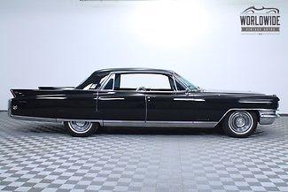 1963 Cadillac Fleetwood Fleetwood | Klic Kars | Pinterest ...