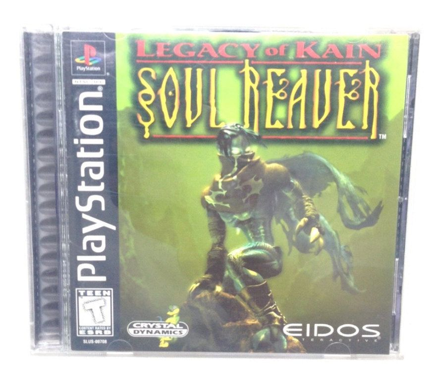 Sony PlayStation Legacy of Kain: Soul Reaver (1996)