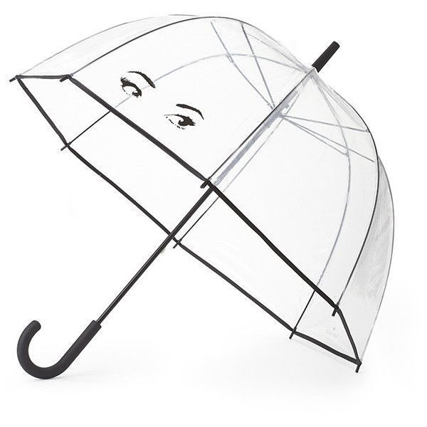kate spade new york Clear Umbrella - Eyes ($55) ❤ liked on Polyvore featuring accessories, umbrellas, clear, black umbrella, dome umbrella, kate spade umbrella, kate spade and clear umbrella #clearumbrella kate spade new york Clear Umbrella - Eyes ($55) ❤ liked on Polyvore featuring accessories, umbrellas, clear, black umbrella, dome umbrella, kate spade umbrella, kate spade and clear umbrella #clearumbrella kate spade new york Clear Umbrella - Eyes ($55) ❤ liked on Polyvore featuring acce #clearumbrella