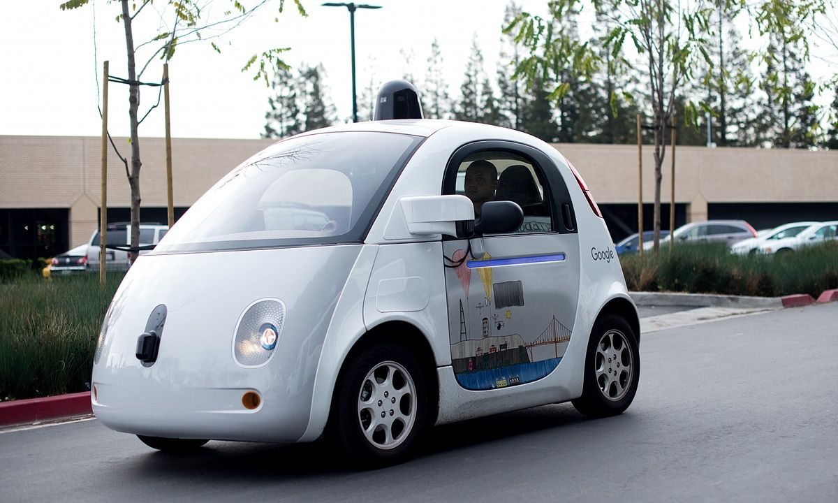Google Computers Qualify As Drivers In Automated Cars Us