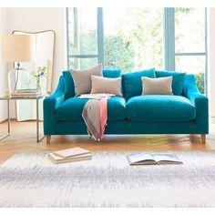 Best Untitled In 2020 Blue Sofas Living Room Blue Velvet 400 x 300